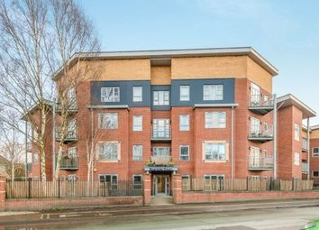 Thumbnail 2 bed flat to rent in Girton Road, Cannock
