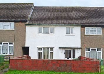 Thumbnail 3 bed terraced house for sale in Fleur De Lys Avenue, Pontllanfraith, Blackwood, Caerphilly