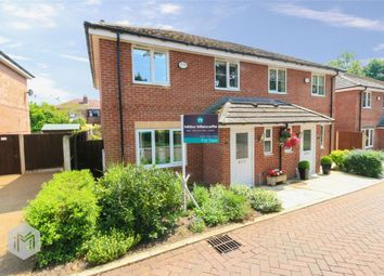 Thumbnail 3 bedroom semi-detached house for sale in Knights Grove, Swinton, Manchester