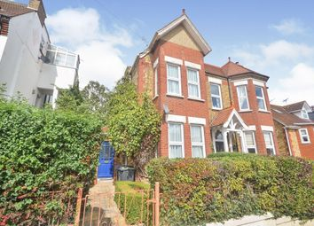 3 bed semi-detached house for sale in West Cliff Road, Broadstairs CT10