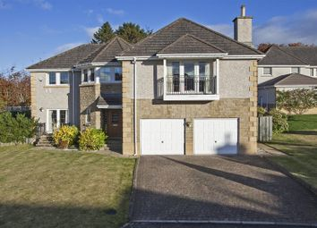 Thumbnail 5 bed detached house for sale in Drum Gate, Abernethy, Perth