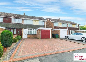 Thumbnail 3 bed semi-detached house for sale in Blakedon Road, Wednesbury