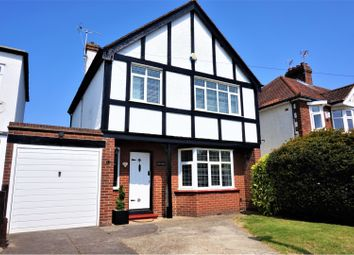 Thumbnail 4 bed detached house for sale in Birling Avenue, Gillingham