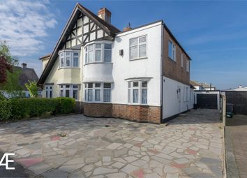 Thumbnail 4 bed semi-detached house to rent in The Fairway, Bromley, Kent