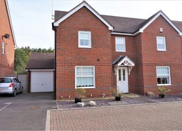 Thumbnail 4 bed detached house for sale in Rowlock Gardens, Thatcham