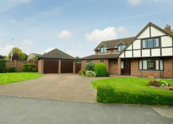 Thumbnail 4 bedroom detached house for sale in Cherry Orchard, Cotgrave, Nottingham