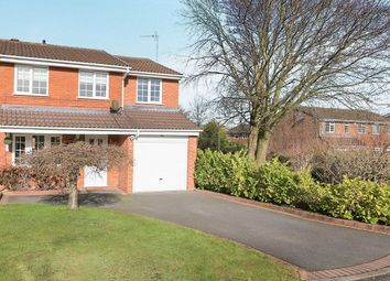 Thumbnail 3 bed semi-detached house for sale in Foster Green, Perton, Wolverhampton