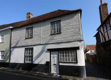 Thumbnail 3 bed property for sale in Upper Strand Street, Sandwich