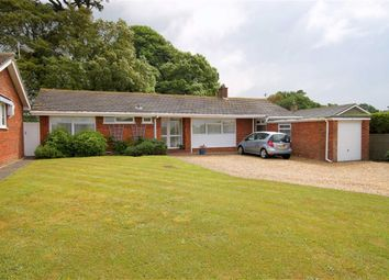 Thumbnail 3 bed detached bungalow for sale in Smugglers Wood Road, Highcliffe, Christchurch, Christchurch, Dorset