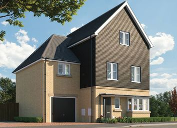 "4 bed property for sale in ""The Cottesmore"" at Jones Hill, Hampton Vale, Peterborough PE7"