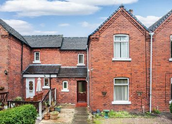 Thumbnail Terraced house for sale in Railway Cottages, Station Yard, Congleton