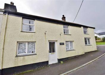 Thumbnail 4 bed end terrace house for sale in Medrose Street, Delabole, Cornwall