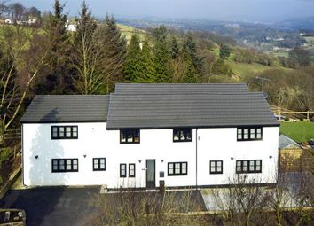Thumbnail 6 bed detached house for sale in Old Lindley, Halifax, West Yorkshire