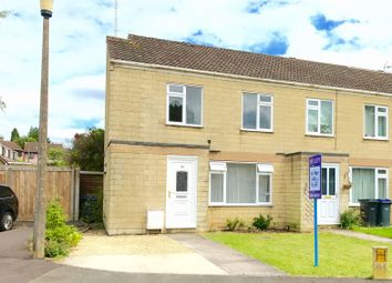 Thumbnail 3 bed end terrace house to rent in St. Peters Close, Chippenham
