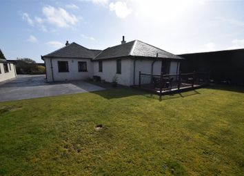 Thumbnail 4 bed detached bungalow for sale in Watson Street, Letham, Forfar