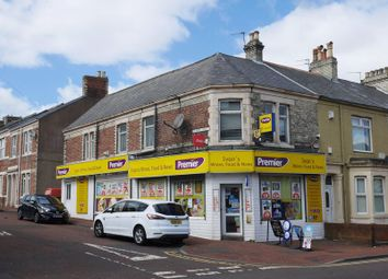 Thumbnail Commercial property for sale in Ivan's Wines, Food & News, 168 Prince Consort Road, Gateshead