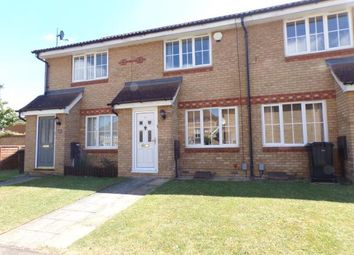 Thumbnail 2 bed terraced house for sale in Dorsey Drive, Bedford, Bedfordshire