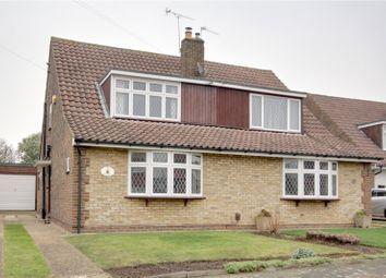 Thumbnail 3 bed semi-detached house for sale in Scotts Avenue, Sunbury-On-Thames, Surrey