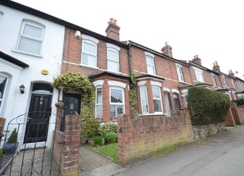 Grovelands Road, Reading RG30. 3 bed terraced house for sale