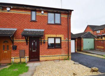 Thumbnail 3 bed terraced house for sale in Wheatfields, Bradeley, Stoke-On-Trent
