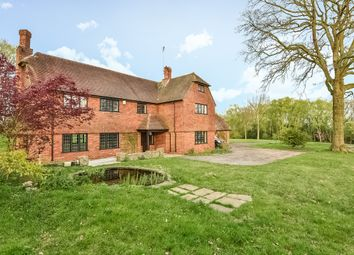 Thumbnail 4 bed detached house to rent in Dippenhall, Farnham