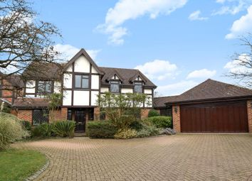 Thumbnail 5 bed detached house for sale in Arkley, Barnet EN5,