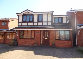 4 bed detached house for sale in Sudeley, Dosthill, Tamworth B77