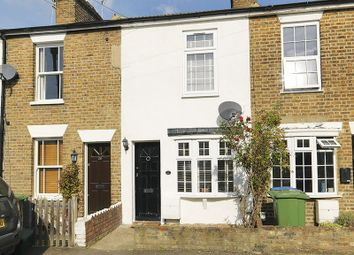 Thumbnail 2 bed terraced house for sale in Southbank, Thames Ditton