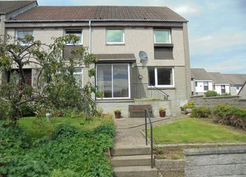 Thumbnail 3 bed end terrace house to rent in Ash-Hill Way, Aberdeen