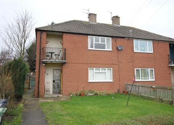 Thumbnail 1 bed flat for sale in Swarcliffe Drive, Swarcliffe, Leeds