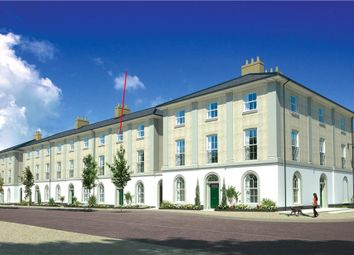 Thumbnail 2 bed flat for sale in Flat 3 Crown Street West, Poundbury, Dorchester