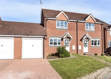 Thumbnail 3 bedroom semi-detached house to rent in Orient Close, St. Albans