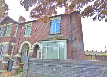 Thumbnail 3 bedroom property to rent in High Lane, Burslem, Stoke-On-Trent