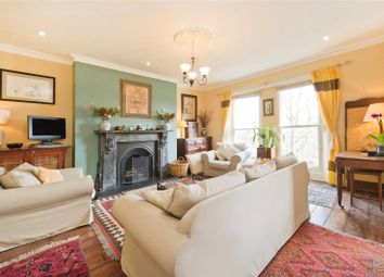 Thumbnail 4 bed flat to rent in Chalcot Gardens, Belsize Park, London