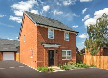 "Thumbnail 4 bed detached house for sale in ""Chester"" at Lancaster Avenue, Watton, Thetford"