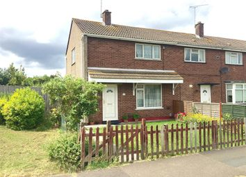 Thumbnail 2 bedroom terraced house for sale in Barnstaple Close, Swindon