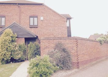 Thumbnail 2 bedroom semi-detached house for sale in The Furrows, Southam, Warwickshire