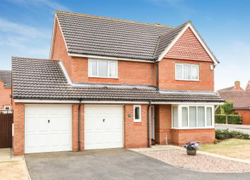 Thumbnail 4 bed detached house for sale in Pound Road, Hemingford Grey, Huntingdon