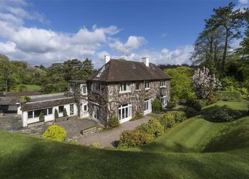 Thumbnail 7 bed detached house to rent in Butlers Dene Road, Woldingham, Surrey