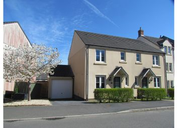 Thumbnail 3 bed semi-detached house for sale in Buzzard Road, Tavistock