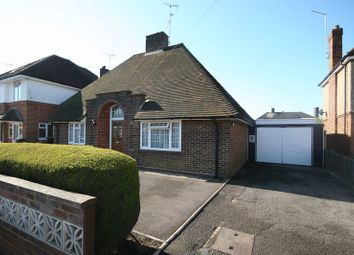 Thumbnail 2 bed detached bungalow for sale in Upper St. Michaels Road, Aldershot