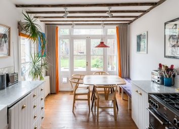Thumbnail 3 bed terraced house for sale in Rushmore Road, London
