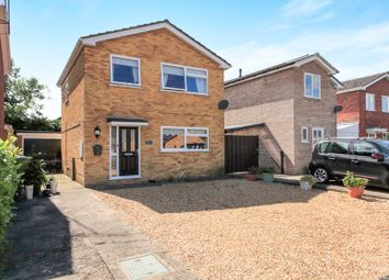 Thumbnail 3 bed detached house for sale in St. Gilberts Road, Bourne