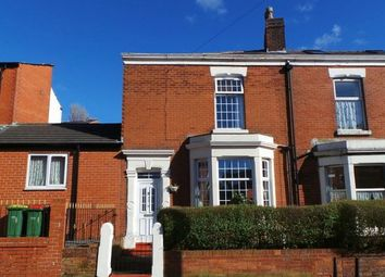 Thumbnail 3 bed terraced house for sale in St Pauls Road, Deepdale, Preston