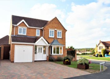 Thumbnail 4 bed detached house for sale in Turnpike Way, Markfield