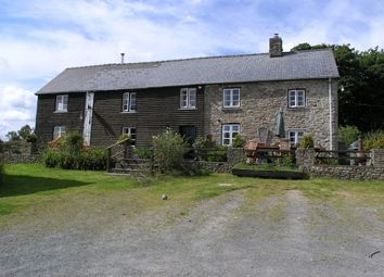 Thumbnail 5 bed country house for sale in Llanafan Fawr, Builth Wells