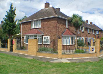 Thumbnail 3 bed end terrace house for sale in Ringway, Norwood Green