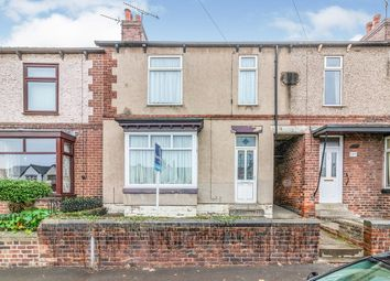 Thumbnail 3 bed terraced house for sale in Dykes Lane, Sheffield, South Yorkshire