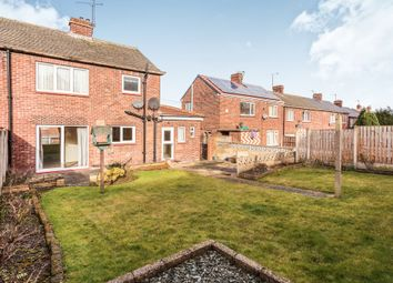Thumbnail 3 bed semi-detached house for sale in Vale Avenue, Knottingley