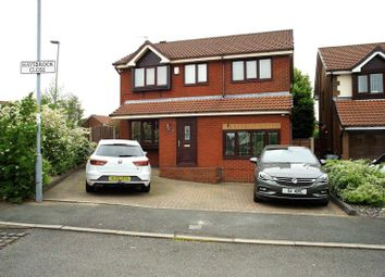 Thumbnail 4 bed detached house for sale in Haysbrook Close, Ashton-Under-Lyne
